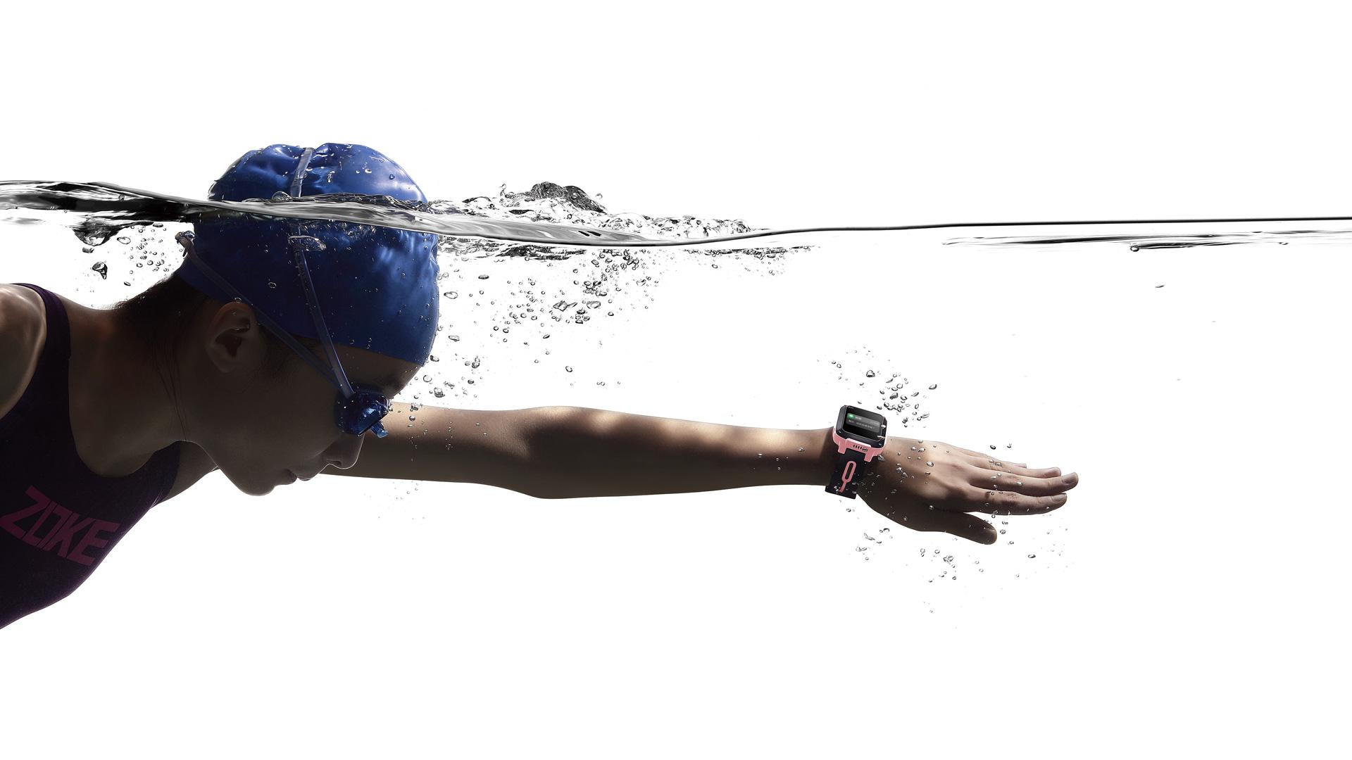 游泳级防水