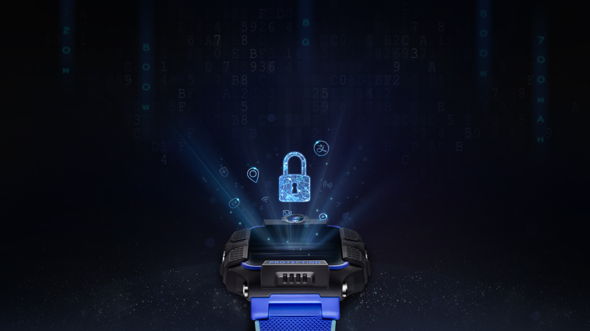 银行级安全技术